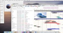 version logiciel de planning pour Mac OS X Catalina Faberplan v15.05